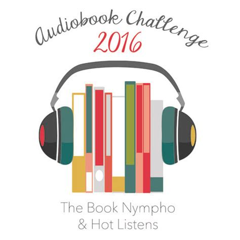 whatever i think of 2016 audiobook challenge