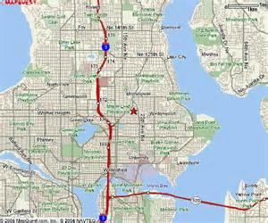 Street Map Of Seattle by 2202 Ne 83rd Street