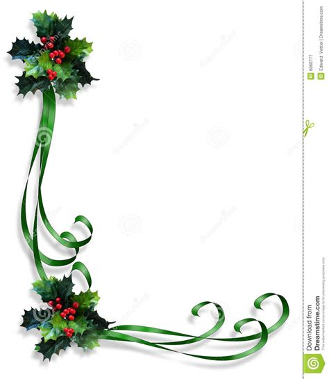 clipart natale free best photos of border clip