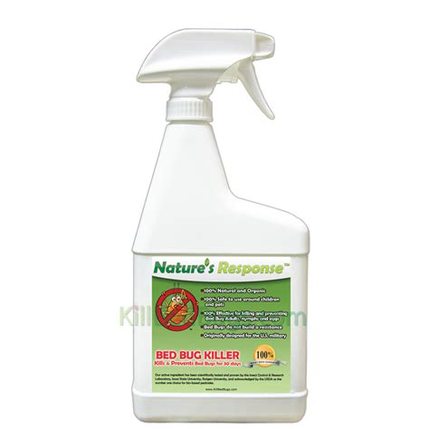 natural bed bugs spray powerful bed bug control for your