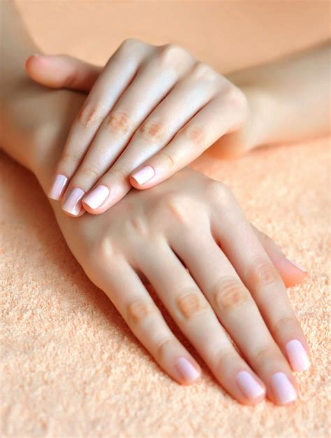 Finger Nails by Tough As Nails How To Get Strong Fingernails More