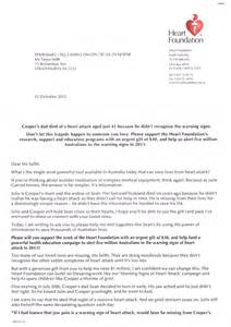 Charity Persuasive Letter patient s perspective on rich carson s me cfs research funding