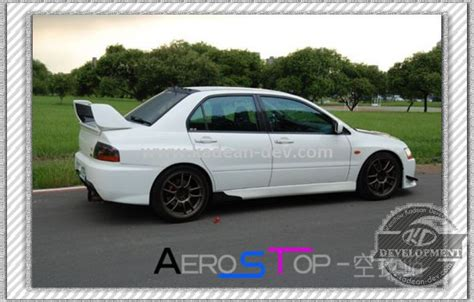 evo 8 spoiler evolution evo 8 9 type b trunk spoiler wing must keep