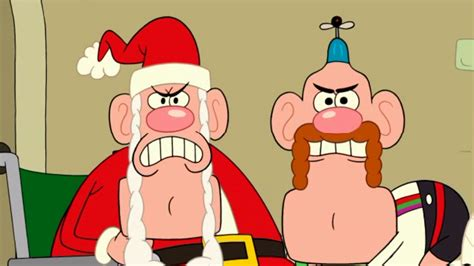 Kaos Santa Clas Is My Grand Pa image and santa claus in ug special pt i 03 png wiki