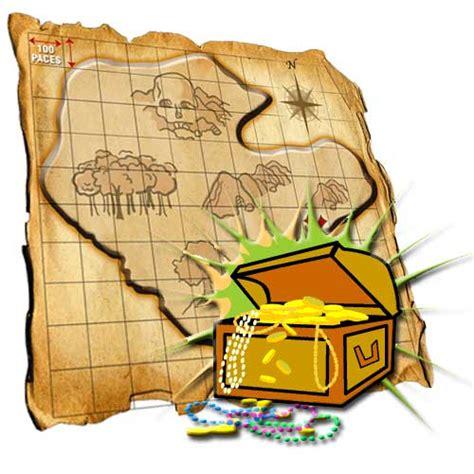 scavenger hunt map template clipart best
