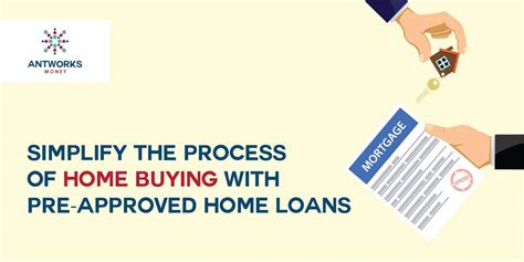 simplify the process of home buying with pre approved home