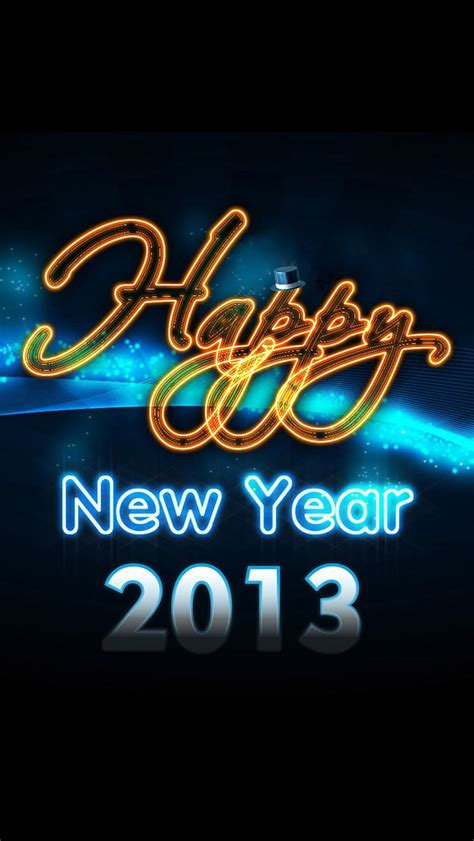 new year wallpaper for phone new year 2013 iphone 5 wallpapers wallpapers backgrounds