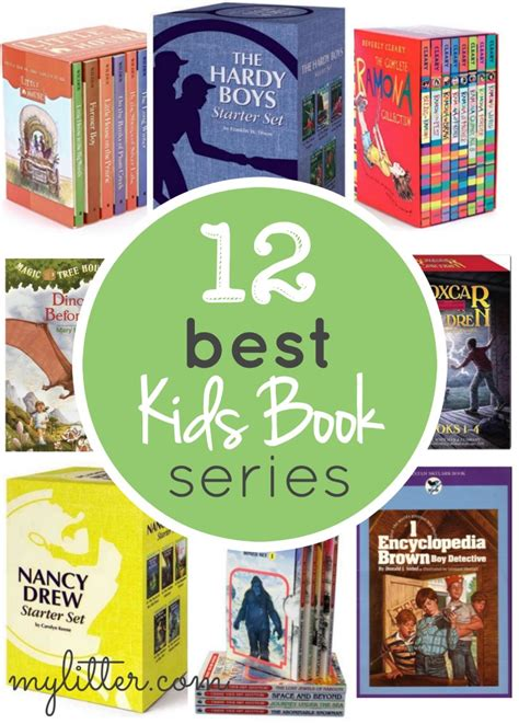 best book series 12 best kids book series great deals on box sets