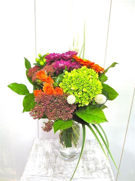 En Catherine Flower bouquet d automne de catherine florist montreal abaca