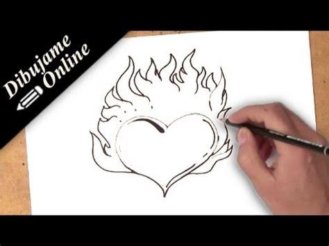 imagenes de corazones con fuego como dibujar un corazon con fuego como dibujar un