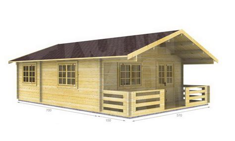 Cheap Log Cabin Kits by 404 Not Found
