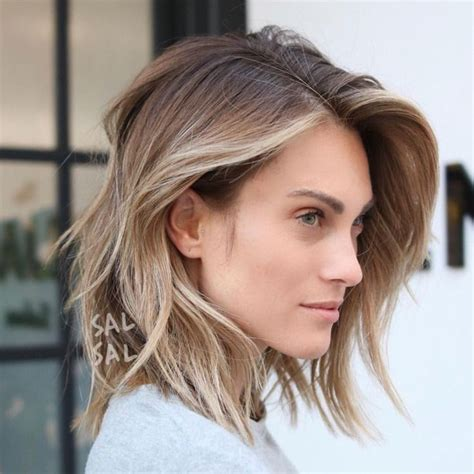 lob haircut best 20 balayage lob ideas on pinterest long bob