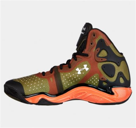 camouflage basketball shoes armour anatomix spawn 2 camo available now