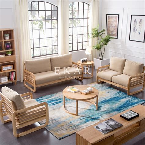 Contemporary Sofas Sale by Contemporary Solid Wood Beige Sofas For Sale Ekar