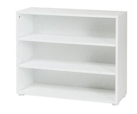 Maxtrix White Finish Bookcase 4720 Matrix Kids Furniture White 3 Shelf Bookcase