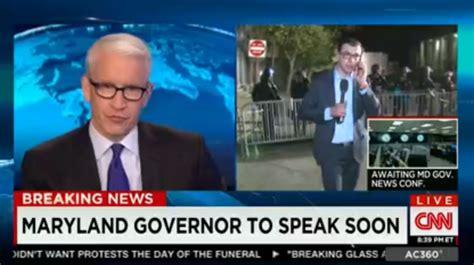 cnn news cnn s cooper responds to baltimore official who