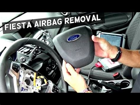 airbag deployment 2011 ford transit connect spare parts catalogs ford fiesta driver airbag removal and replacement steering wheel 2011 2012 2013 2014 2015 2016