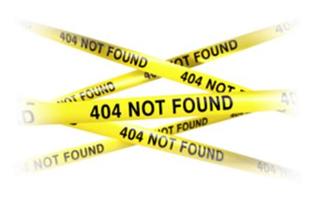 404 not found the value of http 404 errors dev random