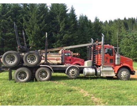 kenworth trucks for sale in washington state kenworth logging trucks in washington for sale used trucks