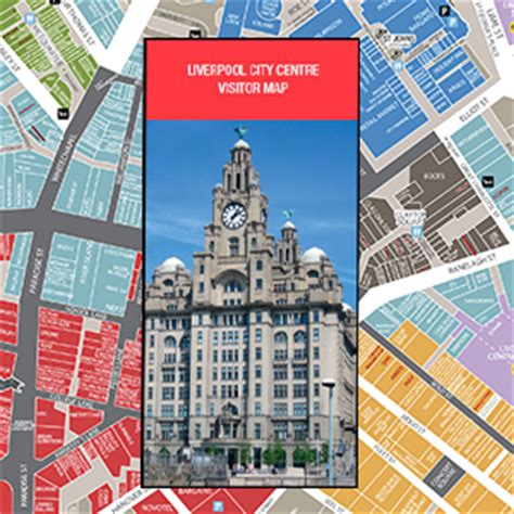printable map liverpool city centre liverpool city centre maps available for businesses