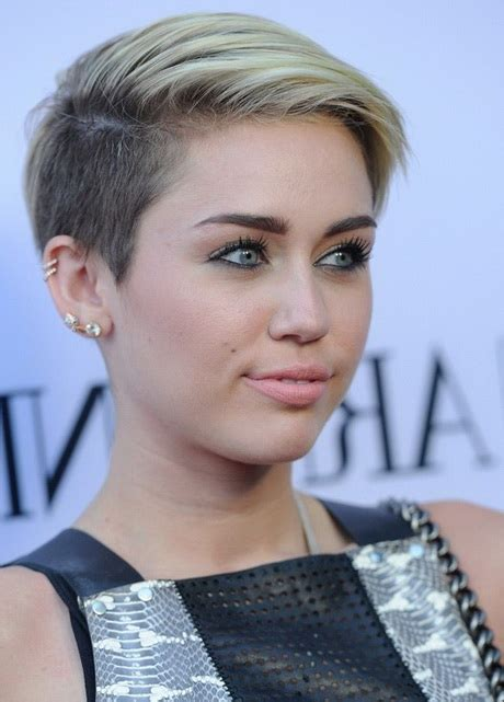 miley cyrus type haircuts miley cyrus pixie cut