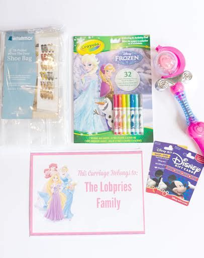 Can You Buy Disney Gift Cards - 10 must haves to pack for disney moms without answers
