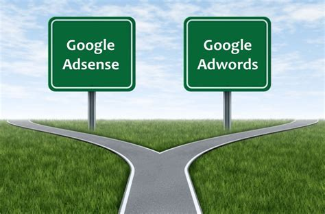 adsense or adwords adwords vs adsense what is the difference