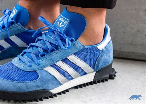 Sepatu Murah Adidas Maraton Tr10 2 adidas marathon tr trace royal blue black asphaltgold