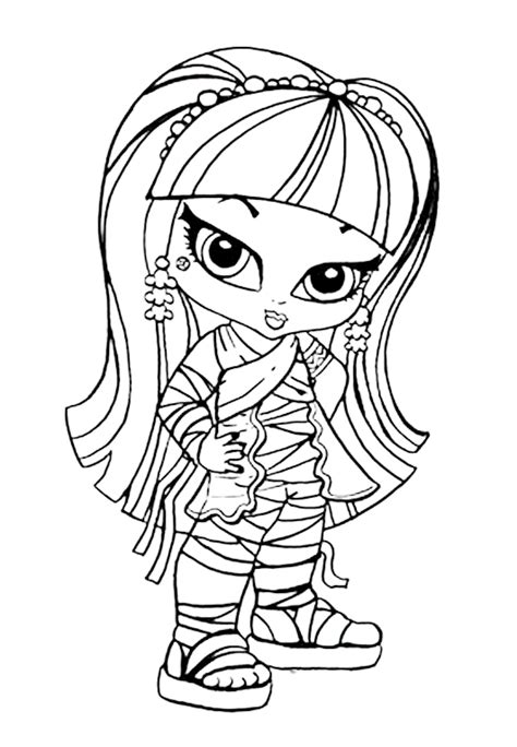 dibujos para colorear de monster high de beb s dibujos banco de imagenes y fotos gratis monster high bebes para