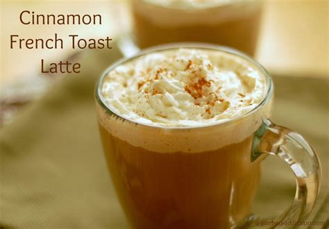cinnamon toast latte a kitchen addiction
