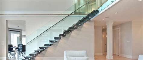 Replacement Banister Custom Glass Railing Bathroom Amp Shower Glass Specialists