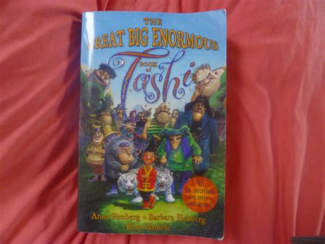 Great Big Book Of Tashi on the stripey on a saturday morning the great big book of tashi by