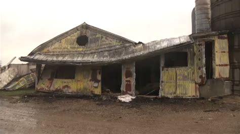 Barn Kitchener by Drayton Area Dairy Barn Destroyed Animals Killed Ctv Kitchener News