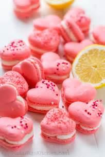 Cutting Board Designs heart macarons with lemon buttercream video