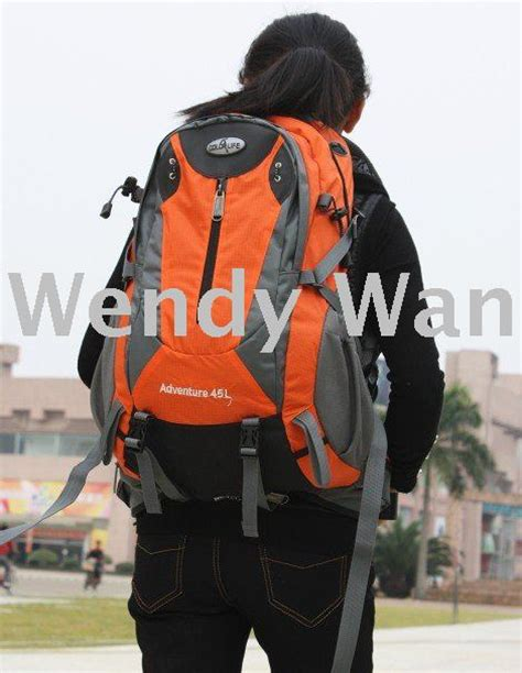 Daypack Sunature Berry 40 Ltr 900d Polyester 40 Liter Capacity Professional External