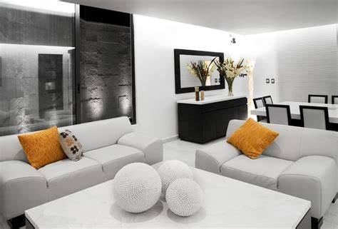 orange white room orange and white living room ideas information