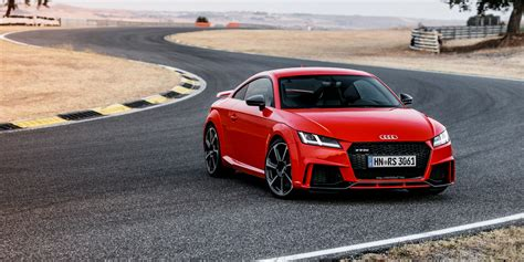 Ttrs Audi by 2017 Audi Tt Rs Coupe Review Caradvice
