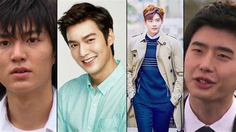 lee jong suk film ve dizileri koreli 10 erkek oyuncunun 214 nceki ve şimdiki halleri youtube