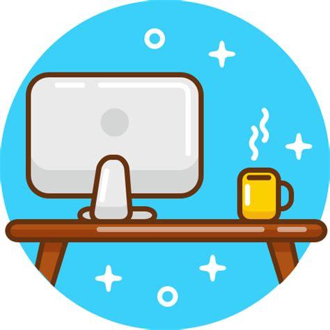 imagenes png oficina icono en el lugar de trabajo oficina gratis de free