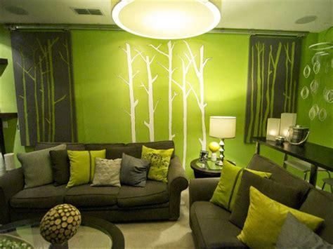 desain rumah minimalis warna hijau desain rumah