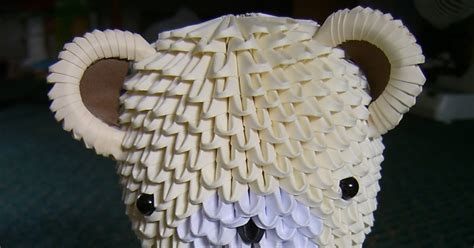 3d Origami Teddy - jewellia handicrafts 3d origami teddy variations