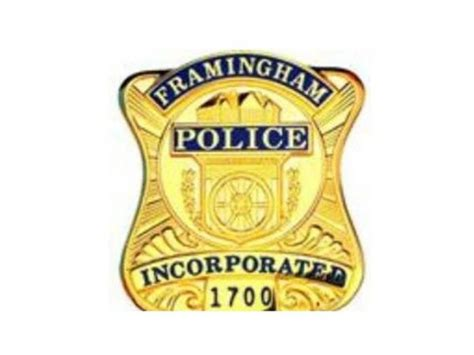 Framingham Ma Arrest Records Framingham Detective Claims Corruption In Suit Against Town And Chief Framingham Ma