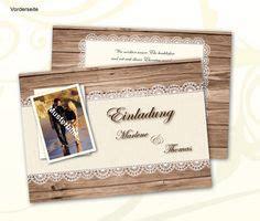 Einladungskarten Holzoptik by Holzoptik Einladungskarten Hochzeit Alle Guten Ideen