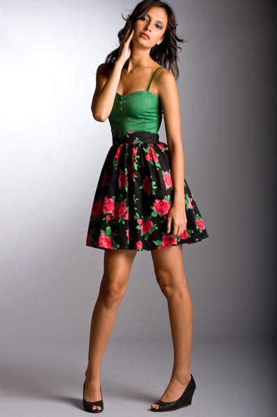 what is an a line skirt redskirtz