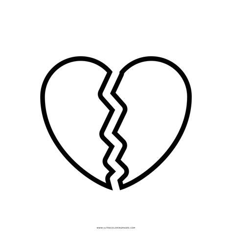 imagenes de amor roto para dibujar corazon roto dibujo www pixshark com images galleries