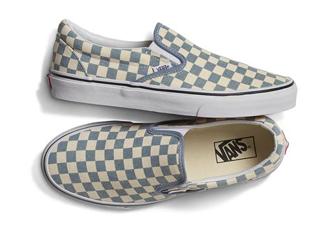 vans checkered pattern vans checkerboard collection spring 2016 sneakernews com