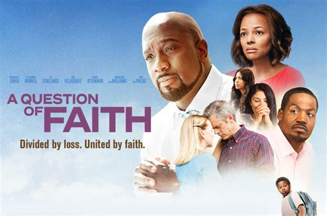 film love n faith a question of faith movie premiere berean church