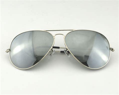 Kacamata Rayban Aviator Silver Mirror Mali4815 ban rb3026 aviator large metal w3277 silver mirror lens sunglasses 62mm