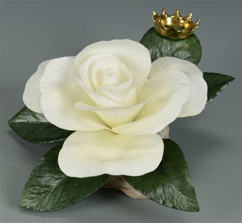 princess diana rose lot 761 boehm princess diana rose