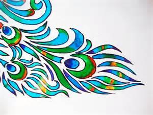 free glass painting glass painting tutorial m de by lakshmi